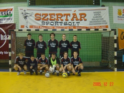 Real Team Kupa - 2005.